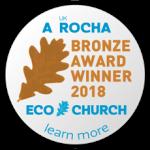 Eco Church Bronze Award