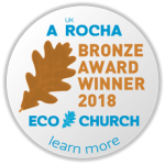 Eco Church Bronze Award